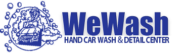 We Wash – Hand Car Wash & Detail Center